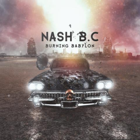 Nash BC - Burning Babylon album artwork