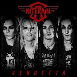 NiteRain  - Vendetta album artwork