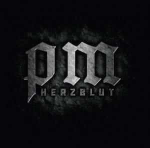 Projekt  - herzblut album artwork