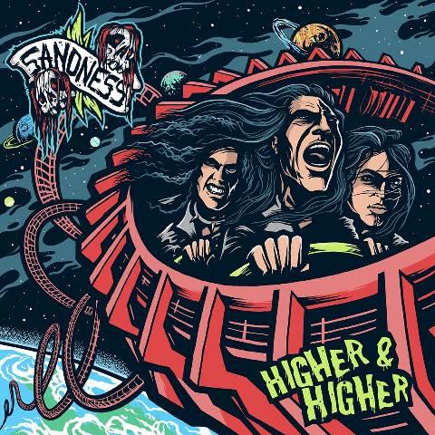 SADNESS - Higher and Higher album artwork