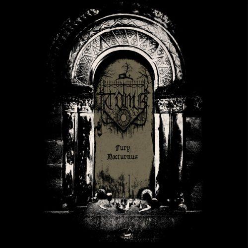 TOMB - Fury Nocturnus album artwork
