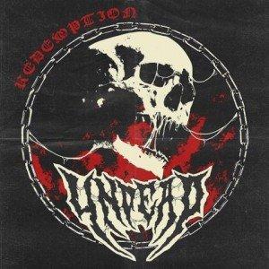 UNDEAD - Redemption album artwork