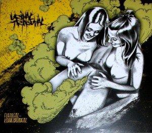 URINAL TRIBUNAL - Flatulenz Korrespondenz album artwork