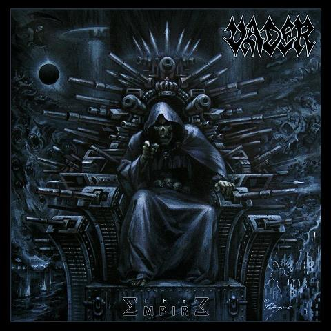 Vader - the empire album artwork