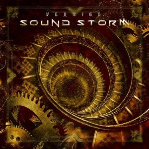 Sound Storm - Vertigo album artwork