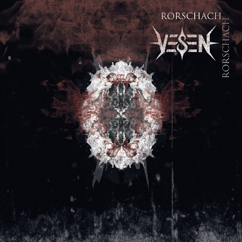 Vesen - rorschach album artwork