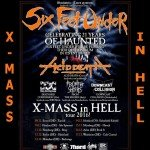 X-MASS IN HELL TOUR 2016 13.12.2016, MÜNCHEN, BACKSTAGE