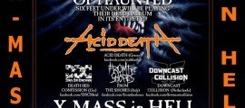X-Mass in Hell Tour, metalunderground.at