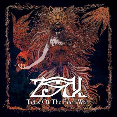 ZIX - Tides Of The Final War album artwork