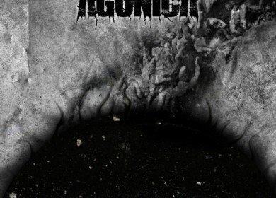 agonica - collapse album artwork
