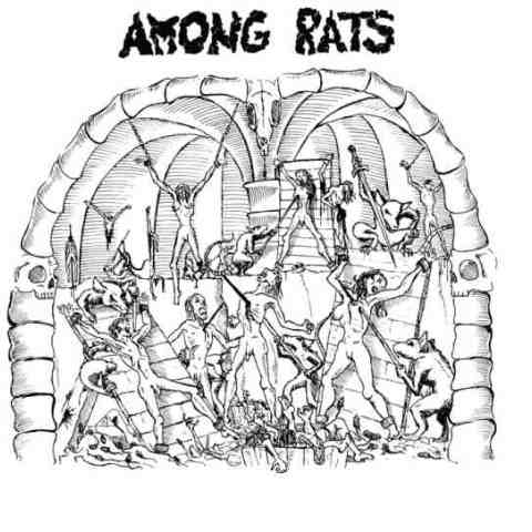 AMONG RATS - A.R. album artwork