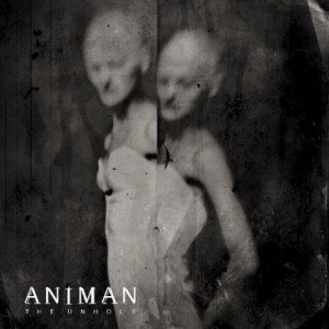 animan - the unholy album artwork