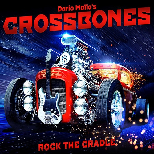 dario mollos crossbones - rock the cradle album artwork