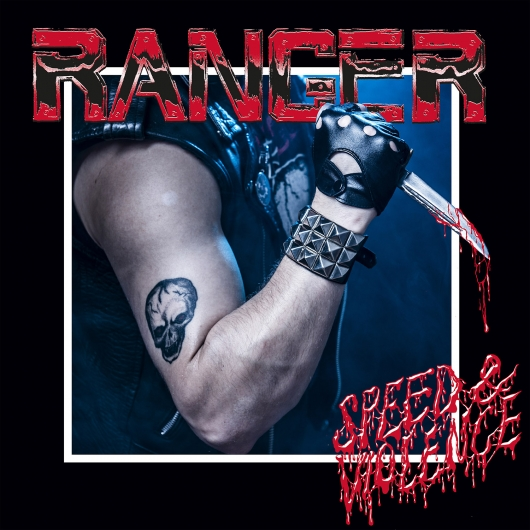 ranger - speed and violence album artwork
