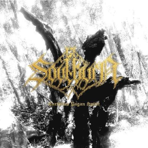 soulburn - earthless pagan spirit album cover
