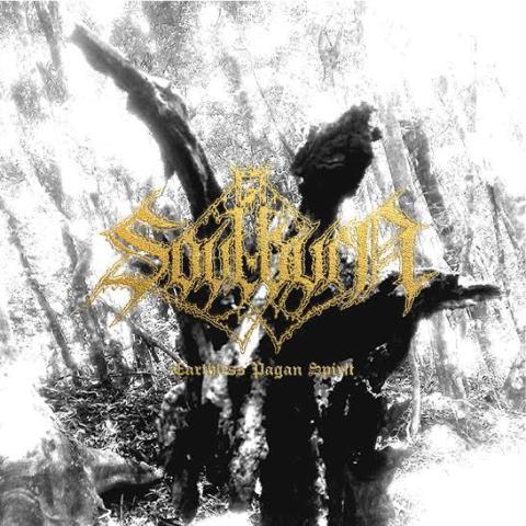 soulburn - earthless pagan spirit album cover