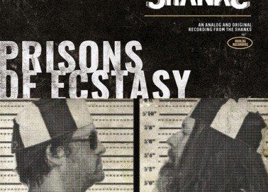 the shanks - prisons of ecstasy album cover