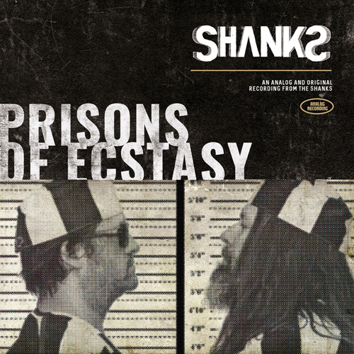 the shanks - prisons of ecstasy album cover