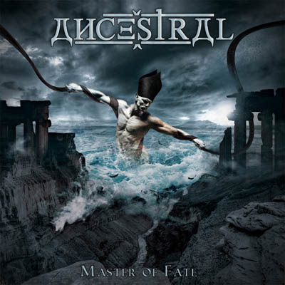ANCESTRAL - Master Of Fate album artwork, ANCESTRAL - Master Of Fate album cover, ANCESTRAL - Master Of Fate cover artwork, ANCESTRAL - Master Of Fate cd cover