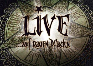 ASP - LIVE AUF RAUEN PFADEN album artwork, ASP - LIVE AUF RAUEN PFADEN album cover, ASP - LIVE AUF RAUEN PFADEN cover artwork, ASP - LIVE AUF RAUEN PFADEN cd cover