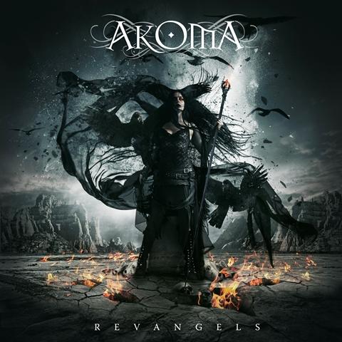 Akoma - Revangels album artwork