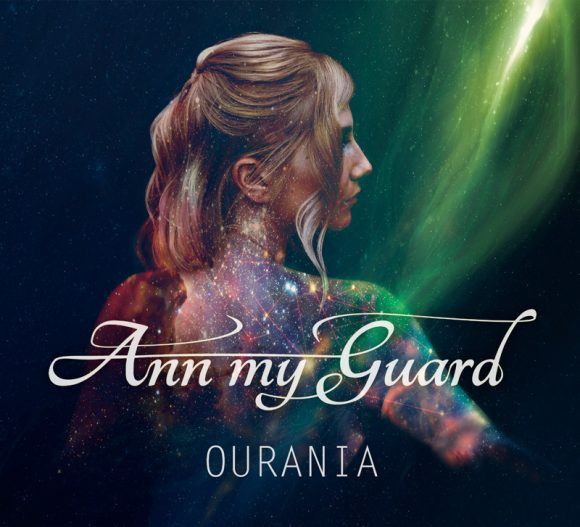 Ann My Guard - Ourania album artwork