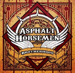 Asphalt Horsemen - Brotherhood album artwork, Asphalt Horsemen - Brotherhood album cover, Asphalt Horsemen - Brotherhood cover artwork, Asphalt Horsemen - Brotherhood cd cover