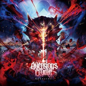 Aversions Crown - Xenocide album artwork, Aversions Crown - Xenocide album cover, Aversions Crown - Xenocide cover artwork, Aversions Crown - Xenocide cd cover