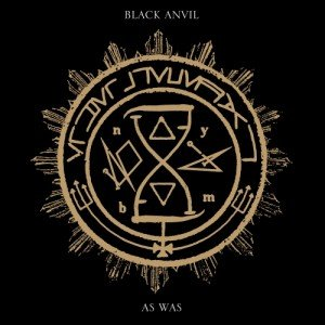 Black Anvil - As Was album artwork, Black Anvil - As Was album cover, Black Anvil - As Was cover artwork, Black Anvil - As Was cd cover