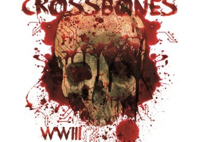 Crossbones - World War III album artwork, Crossbones - World War III album cover, Crossbones - World War III cover artwork, Crossbones - World War III cd cover