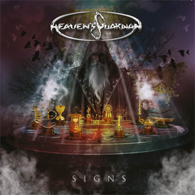HEAVENS GUARDIAN - Signs album artwork, HEAVENS GUARDIAN - Signs album cover, HEAVENS GUARDIAN - Signs cover artwork, HEAVENS GUARDIAN - Signs cd cover