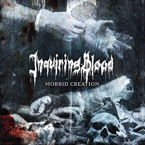 INQUIRING BLOOD - MORBID CREATION album artwork