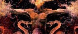 Ignis Gehenna - baleful scarlet star album artwork, Ignis Gehenna - baleful scarlet star album cover, Ignis Gehenna - baleful scarlet star cover artwork, Ignis Gehenna - baleful scarlet star cd cover