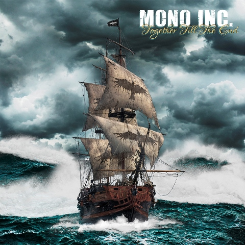 Mono Inc - Together Til The End album artwork