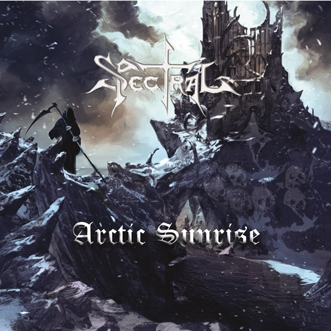Spectre - Artic Sunrise album artwork
