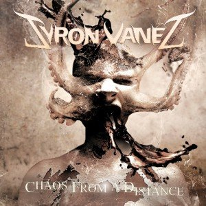 Syron Vanes - chaos From a distance album artwork, Syron Vanes - chaos From a distance album cover, Syron Vanes - chaos From a distance cover artwork, Syron Vanes - chaos From a distance cd cover