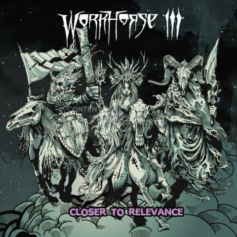 The Workhorse III - Closer To Relevance album artwork, The Workhorse III - Closer To Relevance cover artwork, The Workhorse III - Closer To Relevance album cover, The Workhorse III - Closer To Relevance cd cover