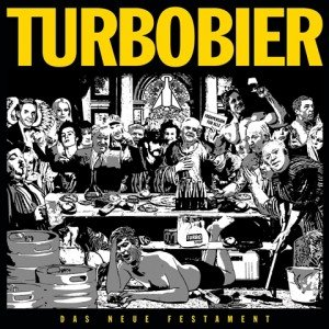 Turbobier - das neue festament album artwork, Turbobier - das neue festament album cover, Turbobier - das neue festament cover artwork, Turbobier - das neue festament cd cover