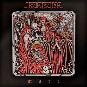 hearteater - mare album artwork