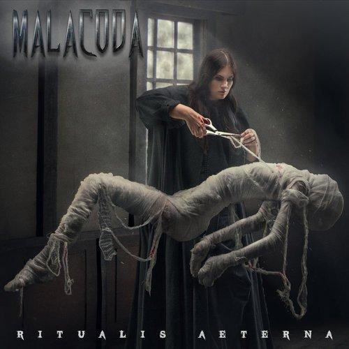 malacoda - ritualis aeterna album artwork