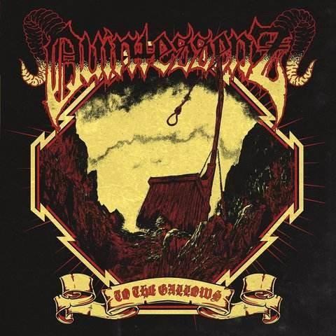 quintessenz - to the gallows album artwork, quintessenz - to the gallows cover artwork, quintessenz - to the gallows album cover, quintessenz - to the gallows cd cover