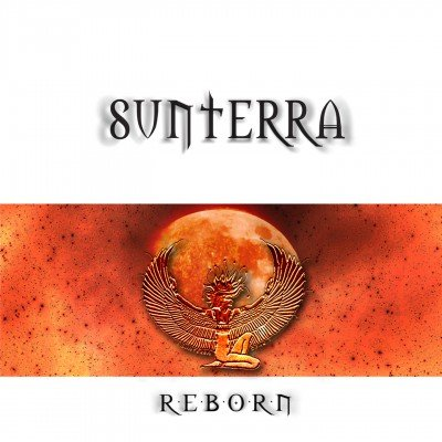 sunterra - reborn album artwork