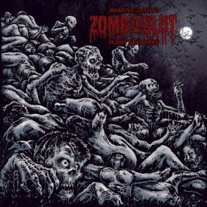 zombieslut - Massive Lethal Flesh Recovery album artwork, zombieslut - Massive Lethal Flesh Recovery album cover, zombieslut - Massive Lethal Flesh Recovery cover artwork, zombieslut - Massive Lethal Flesh Recovery cd cover