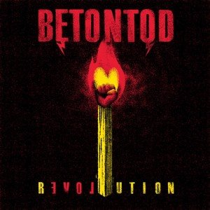 Betontod - Revolution album artwork, Betontod - Revolution album cover, Betontod - Revolution cover artwork, Betontod - Revolution cd cover