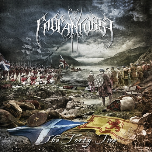 Cnoc An Tursa - The Forty Five album artwork, Cnoc An Tursa - The Forty Five album cover, Cnoc An Tursa - The Forty Five cover artwork, Cnoc An Tursa - The Forty Five cd cover
