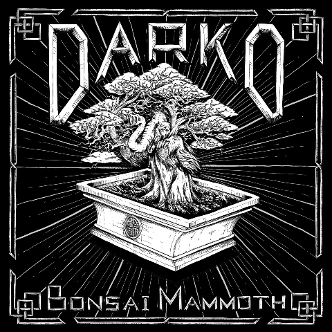 Darko - Bonsai Mammoth album artwork, Darko - Bonsai Mammoth album cover, Darko - Bonsai Mammoth cover artwork, Darko - Bonsai Mammoth cd cover