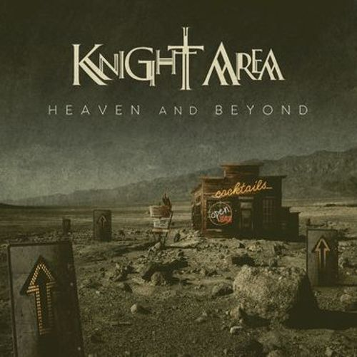 Knight Area - Heaven And Beyond album artwork, Knight Area - Heaven And Beyond cover artwork, Knight Area - Heaven And Beyond album cover, Knight Area - Heaven And Beyond cd cover