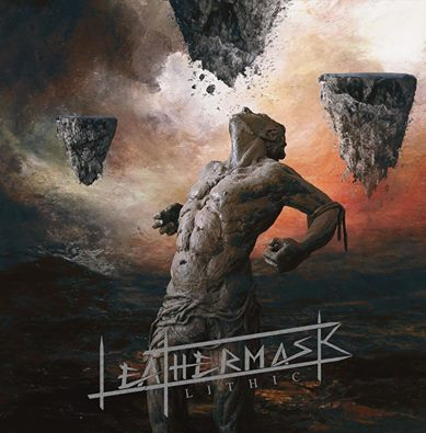 Leathermask - Lithic album artwork, Leathermask - Lithic album cover, Leathermask - Lithic cover artwork, Leathermask - Lithic cd cover