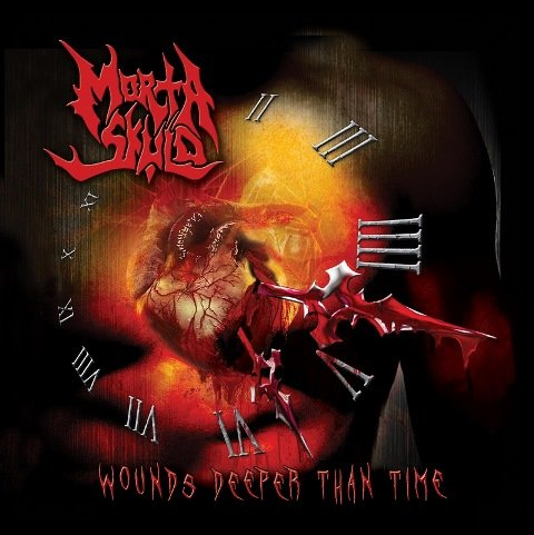 MORTA SKULD - WOUNDS DEEPER THAN TIME album artwork, MORTA SKULD - WOUNDS DEEPER THAN TIME album cover, MORTA SKULD - WOUNDS DEEPER THAN TIME cover artwork, MORTA SKULD - WOUNDS DEEPER THAN TIME cd cover