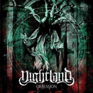 Nightland - Obsession album artwork, Nightland - Obsession album cover, Nightland - Obsession cover artwork, Nightland - Obsession cd cover